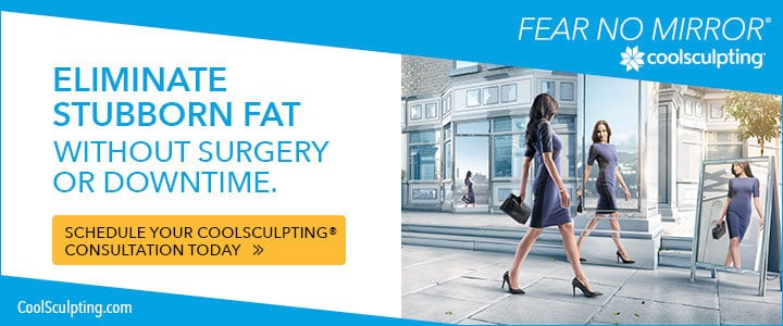 Schedule a CoolSculpting consult to learn more.