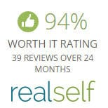 Realself.com ThermiTight Rating